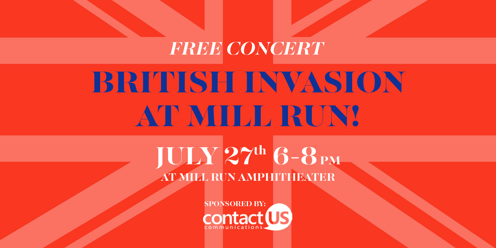 Free Concert at Mill Run